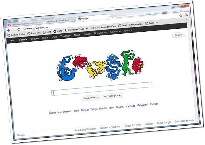 google doodle 5-4-12