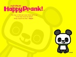 Happy-Prank-yellow-Wallpaper